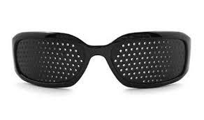 Hålglasögon